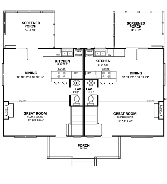 Small one bedroom cabin plans joy studio design gallery best design - Www one bedroom cottage floor plans ...